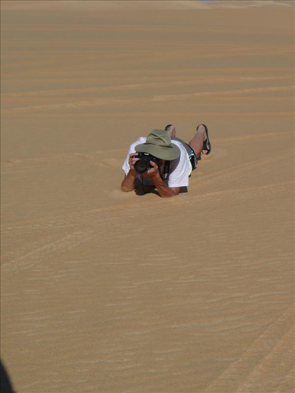 Siwa - Woestijn Martin