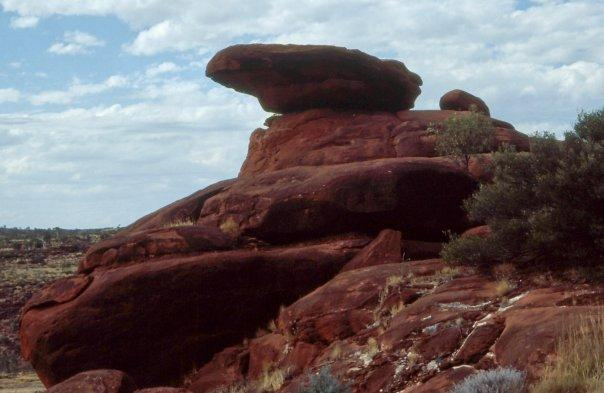 WATARRKA NATIONAL PARK, NT