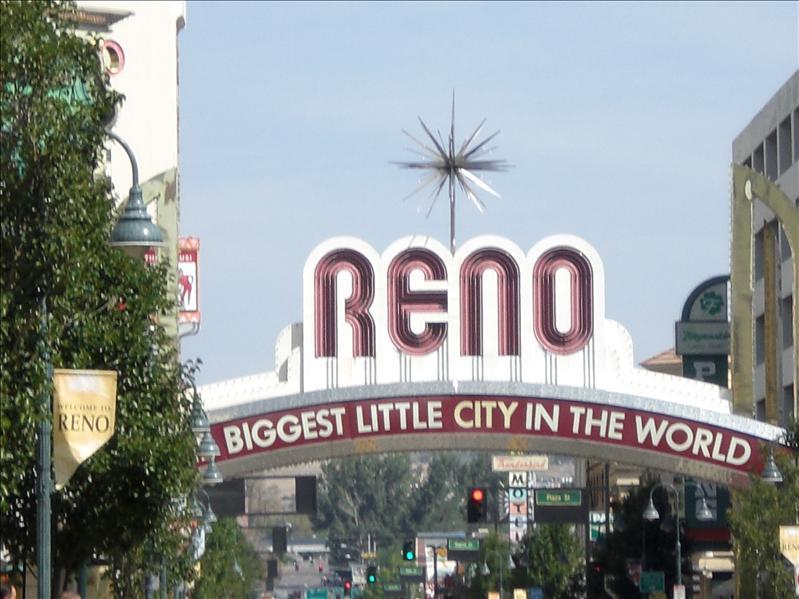 Here's Reno!!