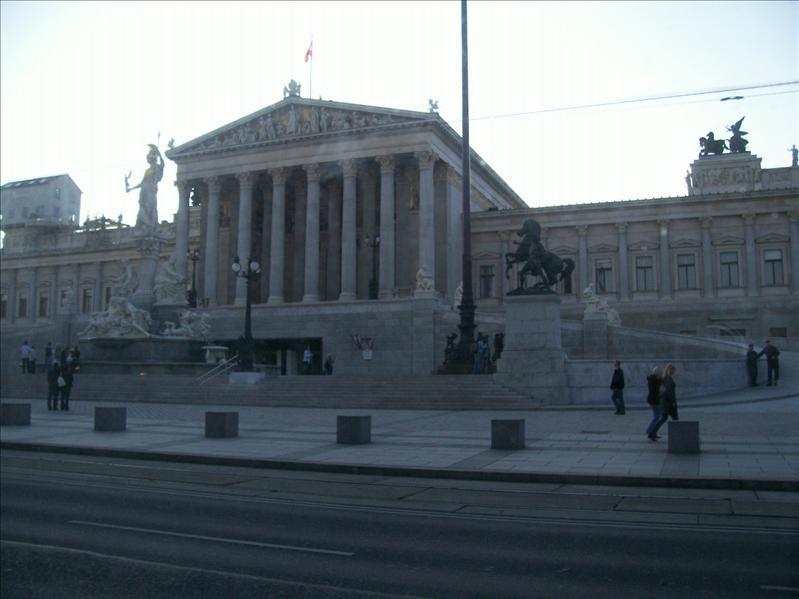 Wien Parliament