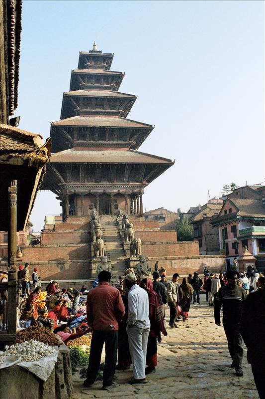 Nyatapola Mandir, Nepal's tallest Pagoda