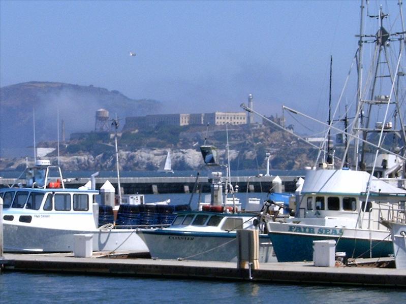 Fisherman's Wharf - Alcatraz