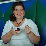 HIgh tea at the Berj al Arab in Dubai