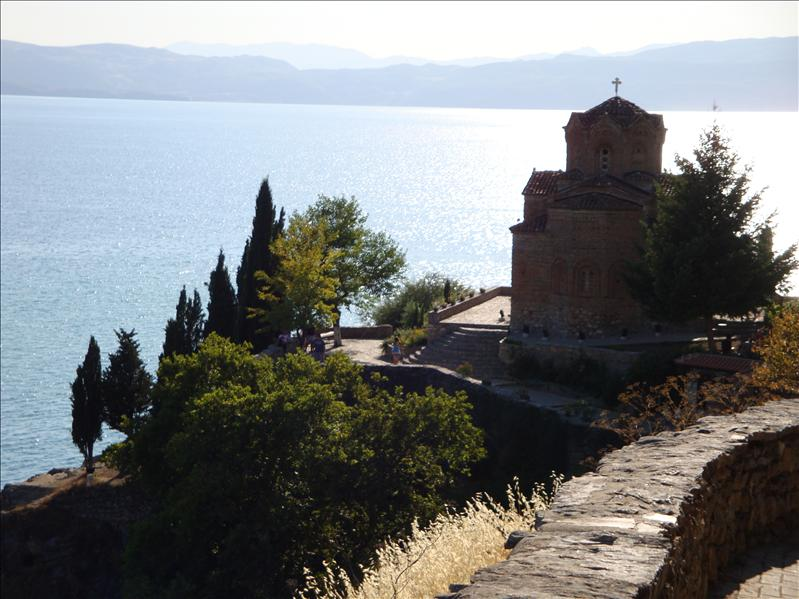 kaneo,ohrid macedonia