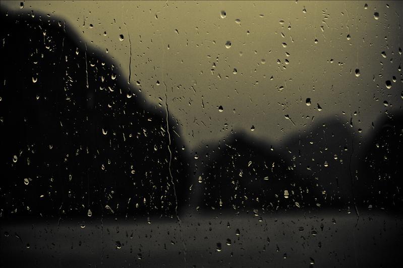 rain...