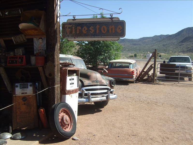 Hackberry, Arizona