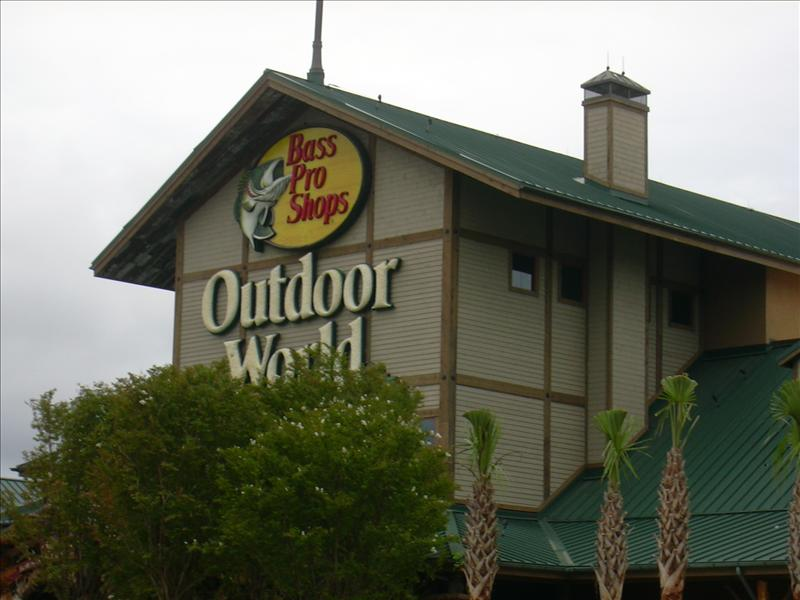 Bass Pro has their headquarters in Branson
