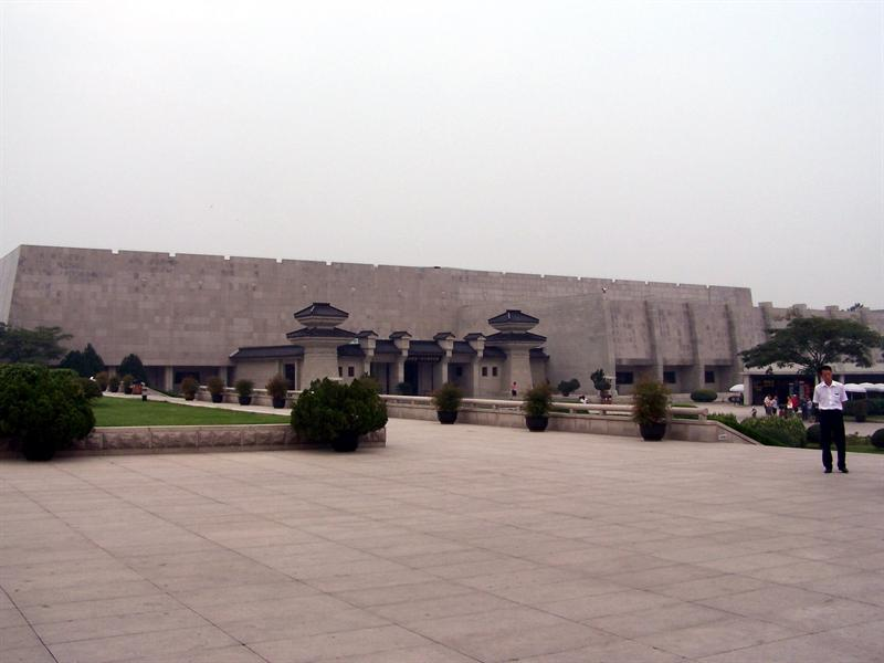 Terrocotta Warriors Museum, Xi'an