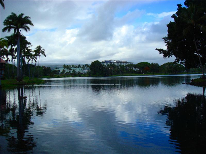 "Hilo - Our ""home lake"""