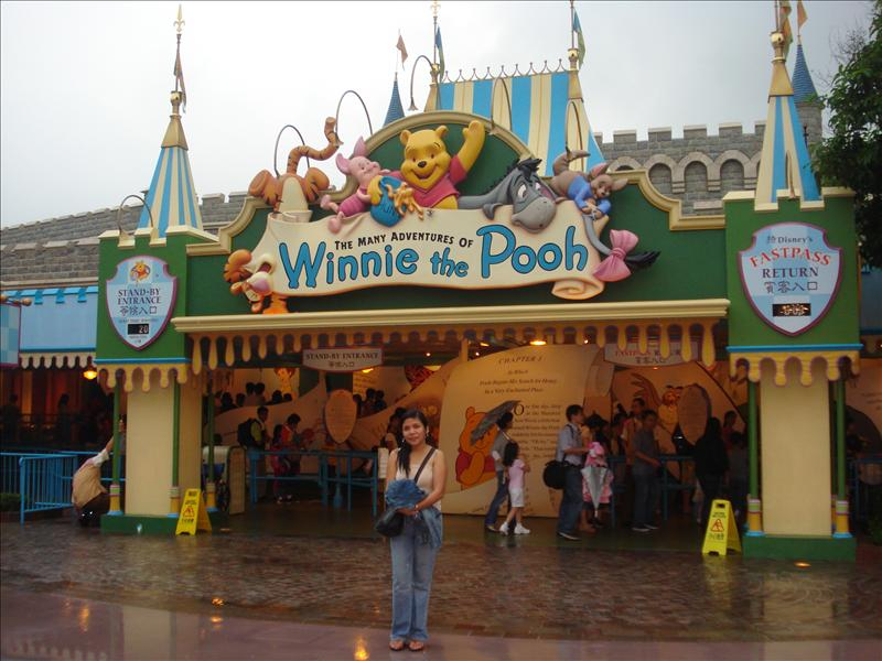 Winnie the Pooh's Haven,..