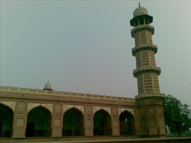 Shah Jahan ka Makbara - The tomb of Mughal King Shah Jahan