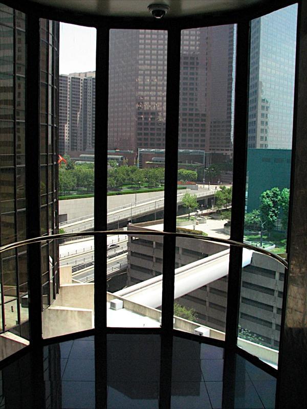 Westin Hotel Elevator