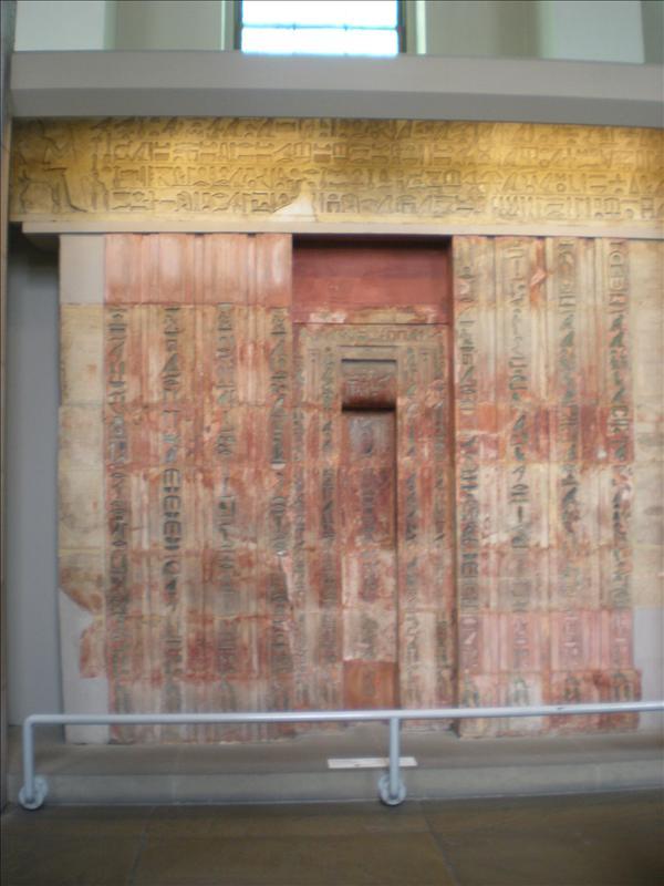 hieroglyphics, British Museum - 19th May