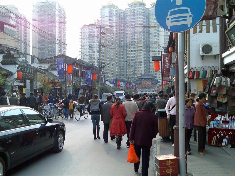 上海老街1