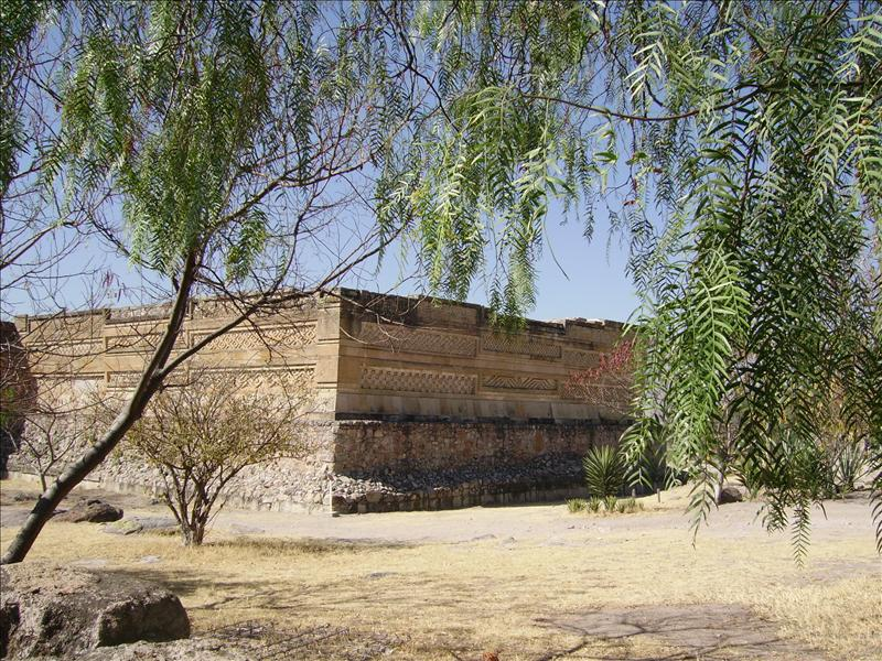 Zapotec ruins•Mitla