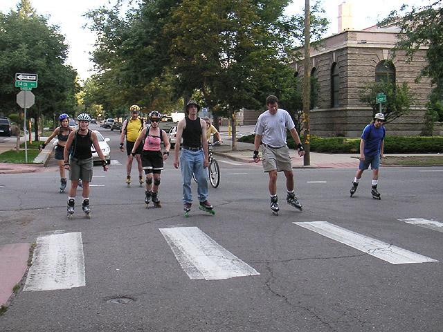 skating group