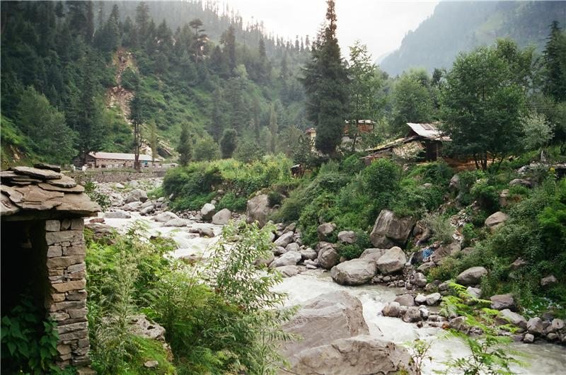 around old Manali