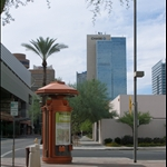 Downtown Information Stand