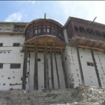 To Hunza Valley Baltit Fort