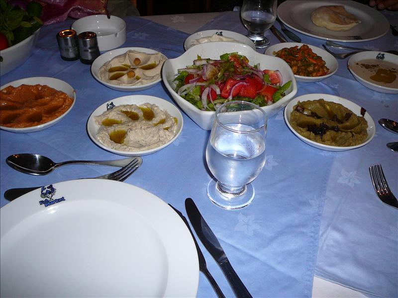 Fish Market - Dinner!