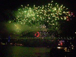 Sydney NYE 2009 Fireworks