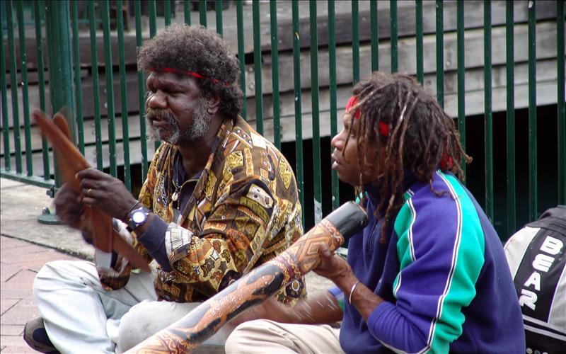 悉尼、土著人
