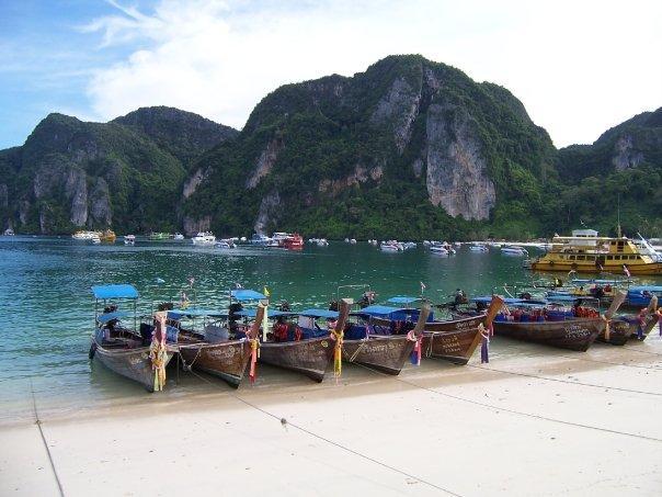 TON SAI, PHI PHI DON, THAILAND