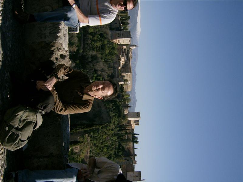Granada mirador