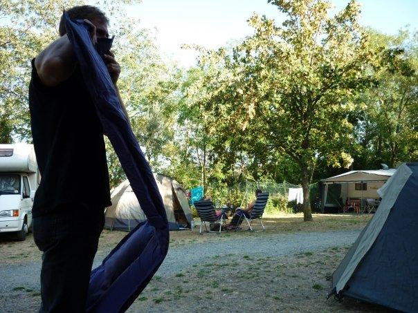 giorno 2: volterra - secondo accampamento