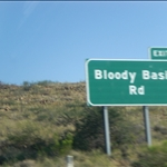 They have the oddest road names in AZ