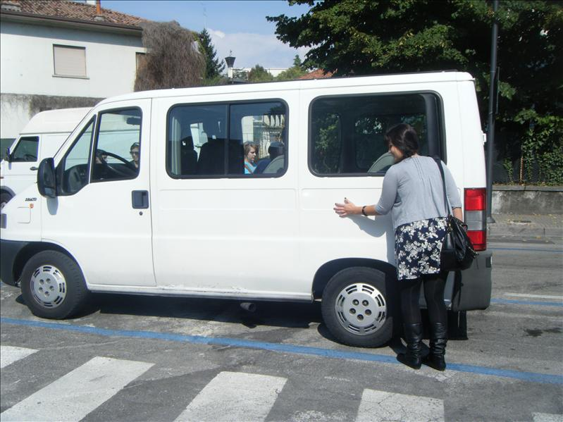 the van-our mode of transportation