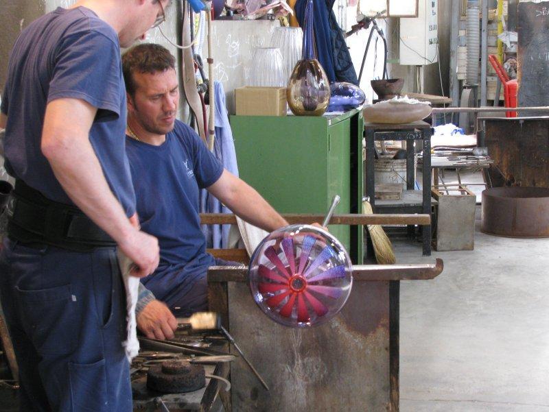 ... and craftsmen.....
