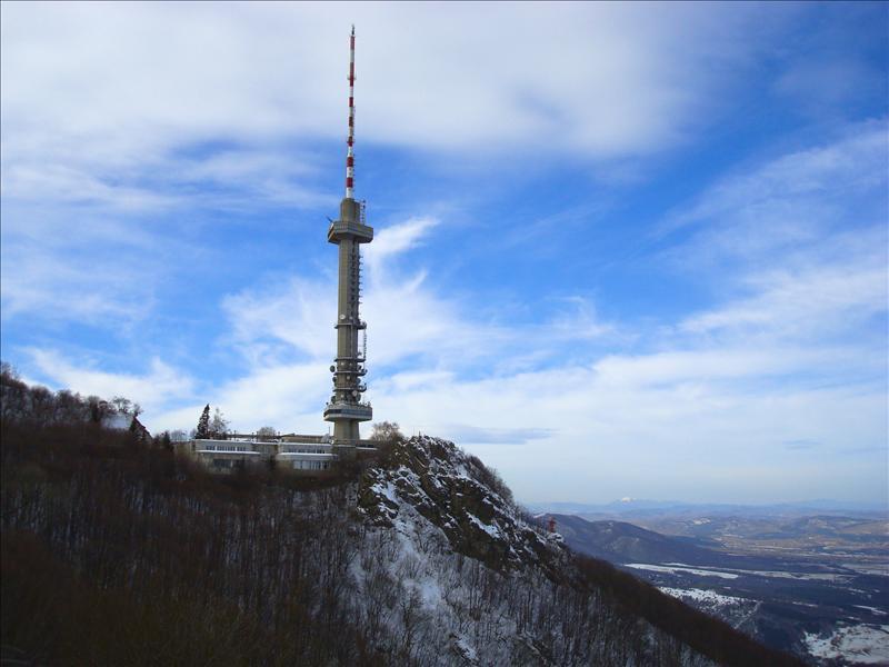 Vitosha TV Tower