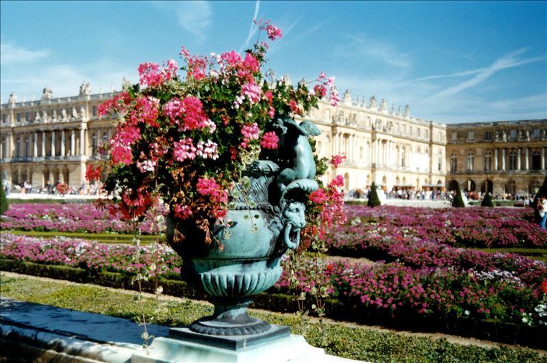 巴黎、凡尔赛宫