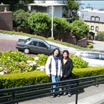 Lombard Street, SF