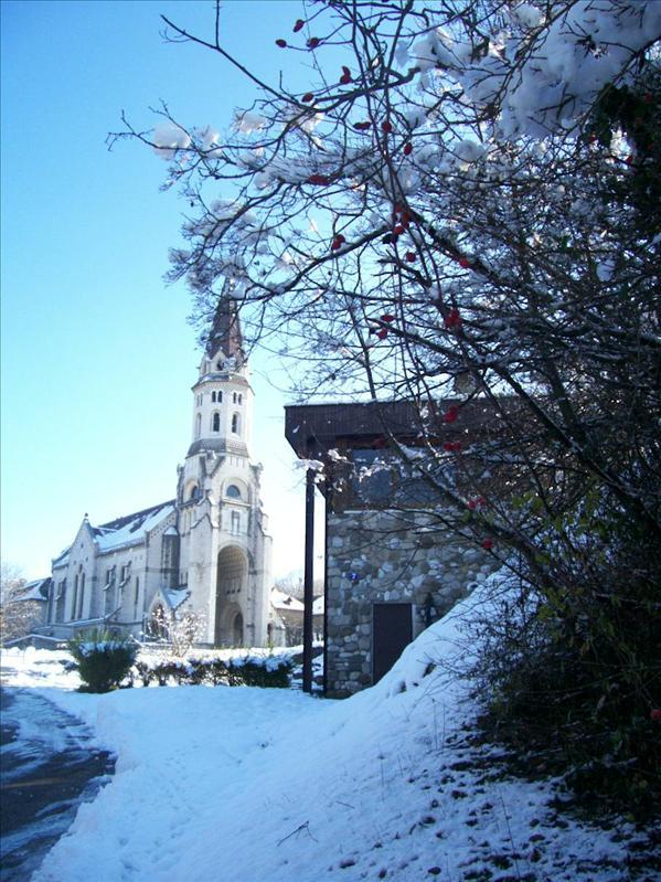 Winter al Annecy
