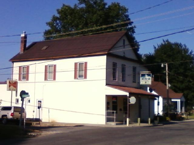little West End Tavern is one of two fish stands in Millstadt