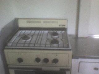 Cocina Vagon Presidencial