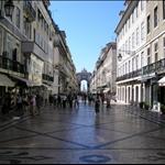 . in the Rua de Aura.