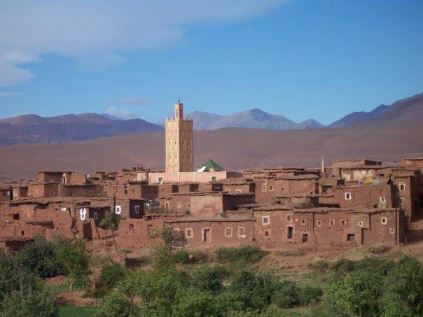 TELOUET, THE HIGH ATLAS