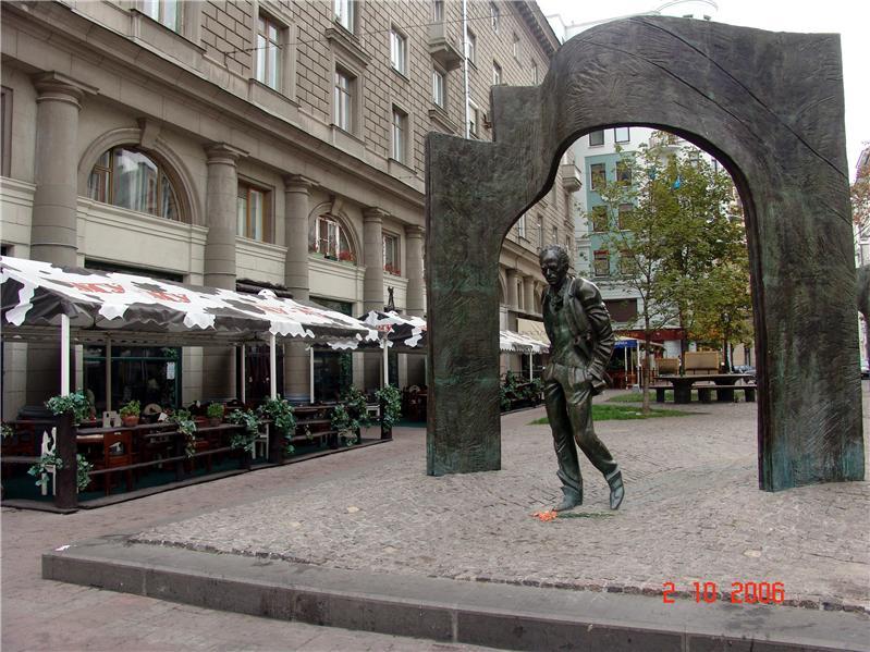 俄罗斯、阿尔巴特街