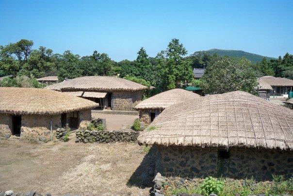 08/28 - seong-eup folk village -