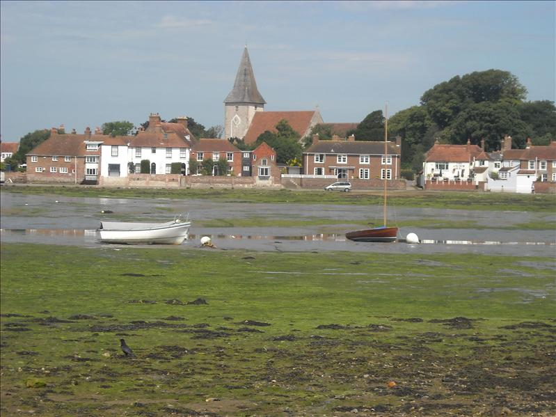 Bosham from across river