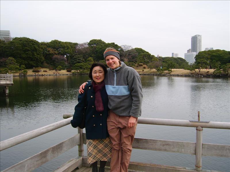 Kimiko•Aline•garden•Tokyo