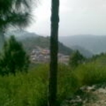 20080309 - Track 3, Margala Hills - My first alone hiking trip