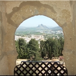 View from the Castle in Antequera - Andalucía