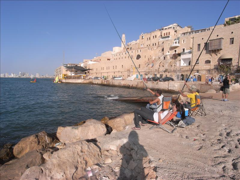 port in old jaffa