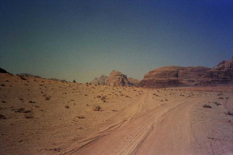Wadi Rum  © Fernando López