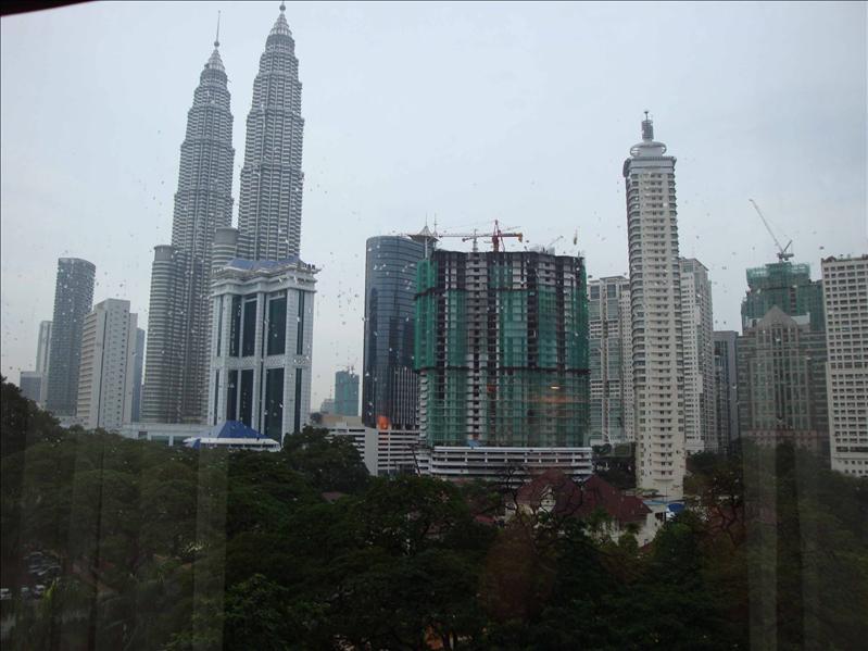 petronas twin tower kl