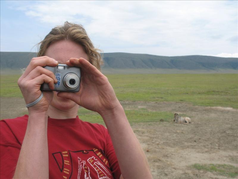 Aline•Ngorongoro